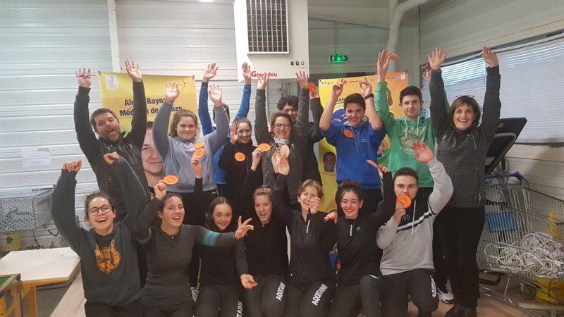 [Compétition] Préparation aux Championnats de France 10/18 mètres de Niort (79)